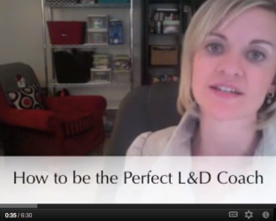 Perfect L&D Coach