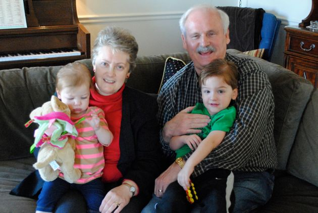 The Love of a Grandparent 2