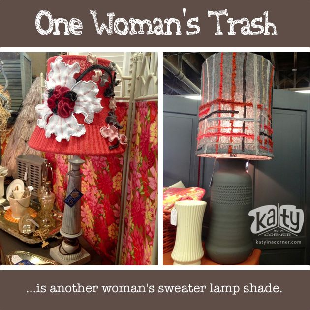 One Woman's Trash