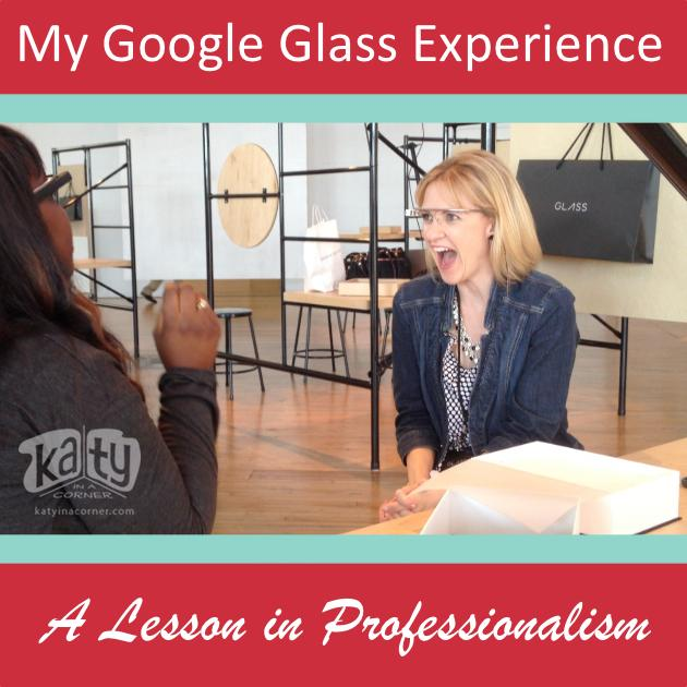 My Google Glass Experience