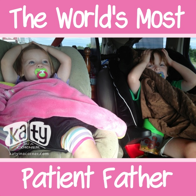 World's Most Patient Father
