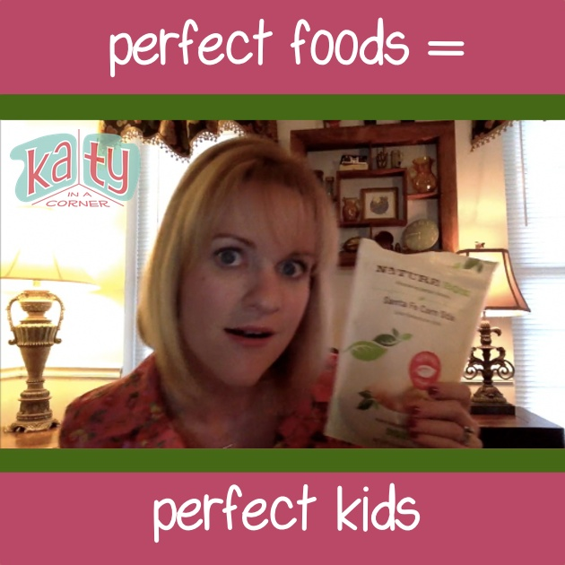 Perfect Foods = Perfect Kids