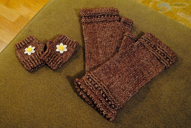 Fall Fashion Giveaway, Fingerless Gloves