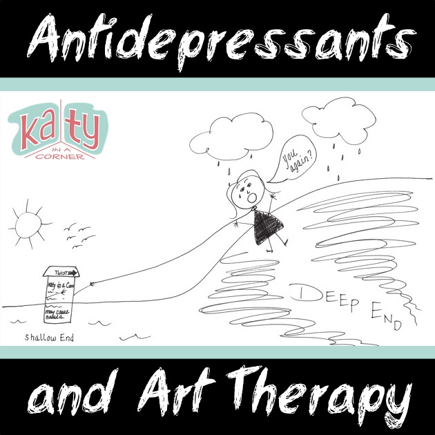 Antidepressants and Art Therapy