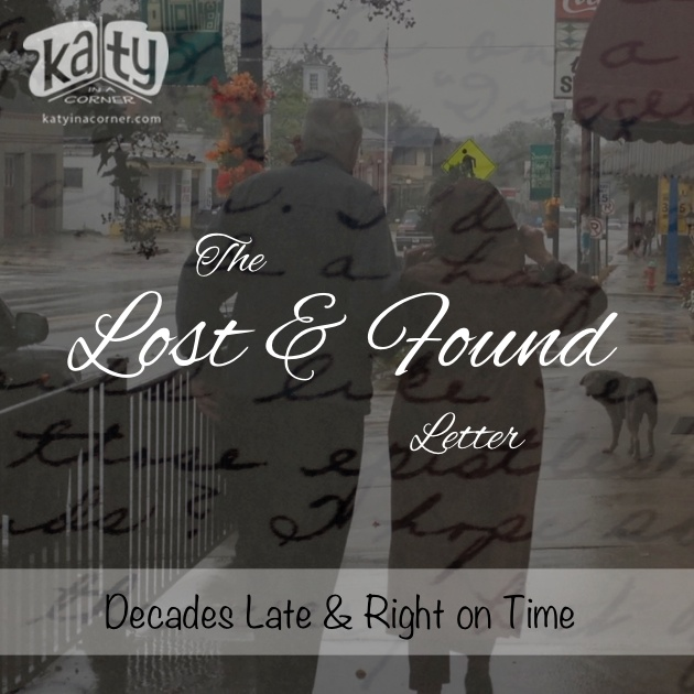 The Lost & Found Letter