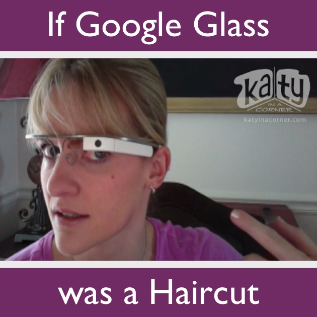 If Google Glass was a Haircut