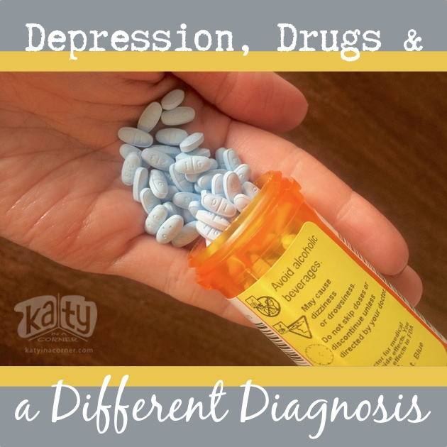 Depression, Drugs & a Different Diagnosis