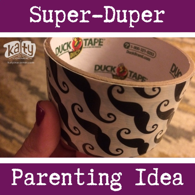 Super-Duper Parenting Idea