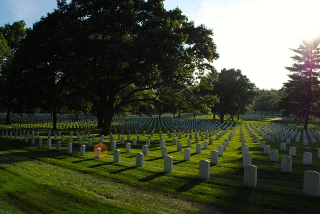 Ft. Leavenworth cemetery