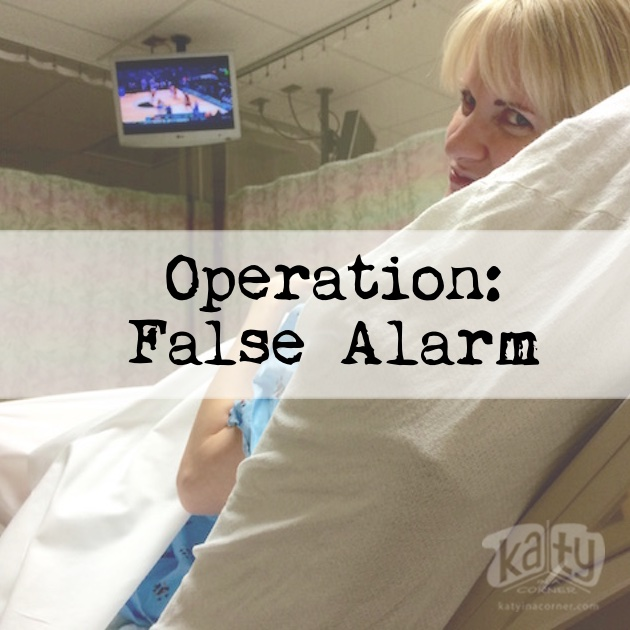 Operation: False Alarm